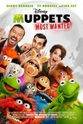 Muppets Most Wanted film from James Bobin filmography.