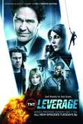 Leverage - movie with Timothy Hutton.