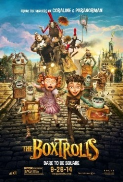 The Boxtrolls film from Graham Annable filmography.