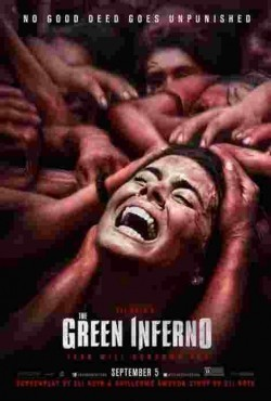 The Green Inferno film from Eli Roth filmography.