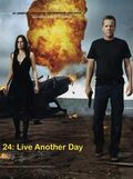 24: Live Another Day - movie with Kiefer Sutherland.