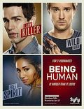 Being Human - movie with Mark Pellegrino.
