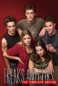 Freaks and Geeks - movie with James Franco.