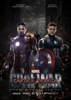 Captain America: Civil War film from Anthony Russo filmography.