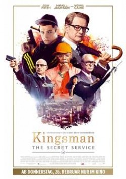 Film Kingsman: The Secret Service.