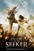 Legend of the Seeker is the best movie in Bridget Regan filmography.