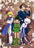 Hunter x Hunter - movie with Shûichi Ikeda.