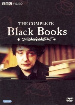 Black Books - movie with Nick Frost.