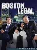 Boston Legal is the best movie in Mark Valley filmography.