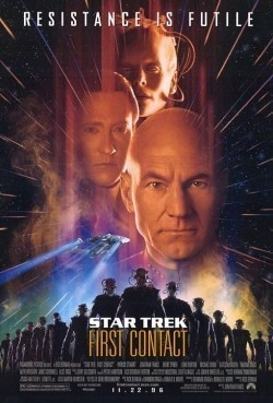 Star Trek: First Contact - movie with Neal McDonough.