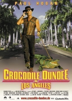 Crocodile Dundee in Los Angeles film from Simon Wincer filmography.