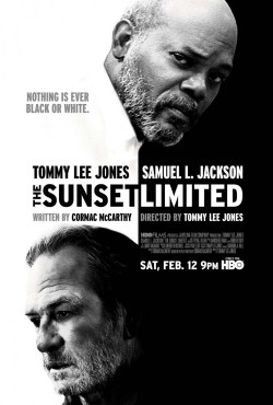 The Sunset Limited - movie with Samuel L. Jackson.