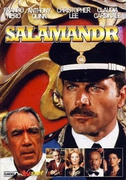 The Salamander - movie with Anthony Quinn.