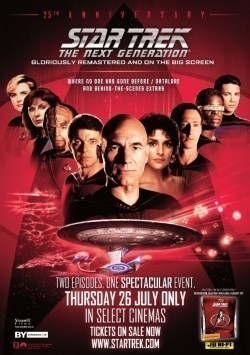 Star Trek: The Next Generation - movie with Colm Meaney.