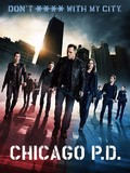 Chicago P.D. - movie with Patrick Flueger.