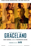 Graceland is the best movie in Pedro Pascal filmography.