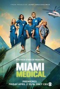 Miami Medical is the best movie in Bailey Chase filmography.