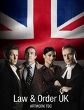 Law & Order: UK - movie with Harriet Walter.