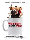 Better Off Ted - movie with Jonathan Slavin.