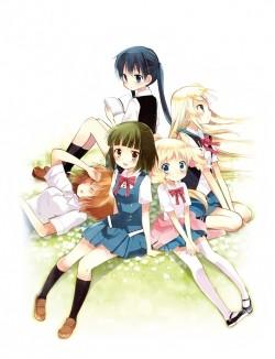 Kin`iro Mosaic is the best movie in Nao Toyama filmography.
