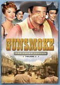 Gunsmoke - movie with Dennis Weaver.