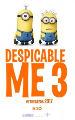 Animation movie Despicable Me 3.