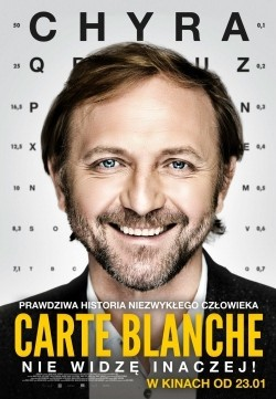 Carte Blanche film from Jacek Lusinski filmography.