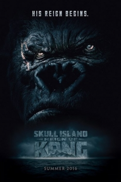 Kong: Skull Island - movie with Brie Larson.
