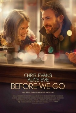 Before We Go film from Chris Evans filmography.