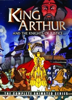 King Arthur and the Knights of Justice - movie with Gary Chalk.