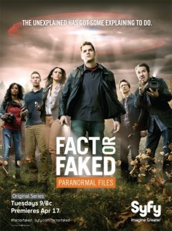 Fact or Faked: Paranormal Files is the best movie in Larry Caughlan Jr. filmography.