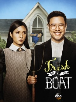 Fresh Off the Boat is the best movie in Paul Scheer filmography.