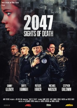 2047: Sights of Death - movie with Rutger Hauer.