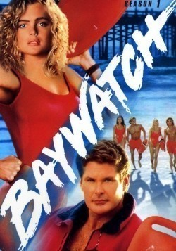Baywatch - movie with Pamela Anderson.