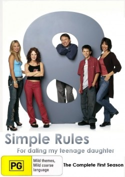 8 Simple Rules... for Dating My Teenage Daughter - movie with Kaley Cuoco-Sweeting.