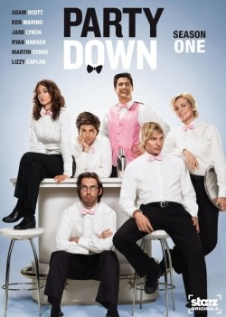 Party Down - movie with Jane Lynch.