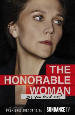 TV series The Honourable Woman.