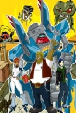 Megas XLR - movie with Kevin Michael Richardson.
