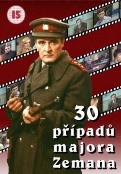 30 prípadu majora Zemana is the best movie in Jiri Holy filmography.