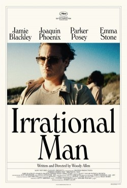 Irrational Man film from Woody Allen filmography.