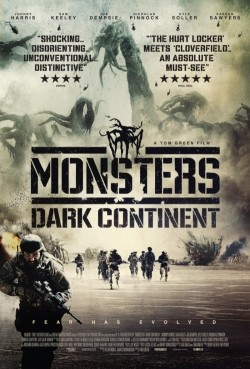 Monsters: Dark Continent is the best movie in Sofia Boutella filmography.