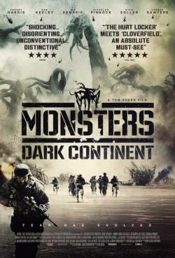 Film Monsters: Dark Continent.