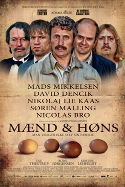 Mænd & høns is the best movie in Nikolaj Lie Kaas filmography.