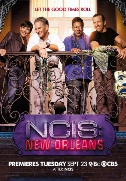 NCIS: New Orleans film from Terrence O\'Hara filmography.