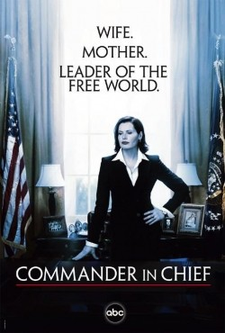 Commander in Chief - movie with Donald Sutherland.