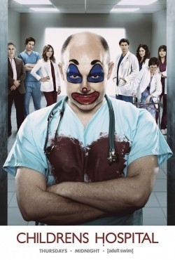 Childrens Hospital - movie with Megan Mullally.