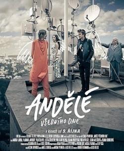 Andelé is the best movie in Klára Melísková filmography.