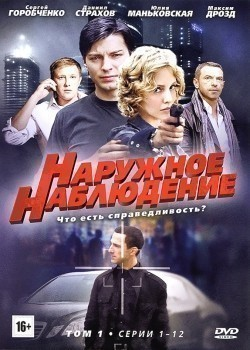 Narujnoe nablyudenie (serial) - movie with Daniil Strakhov.