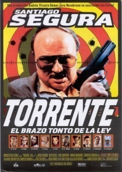 Torrente, el brazo tonto de la ley is the best movie in Manuel Manquina filmography.