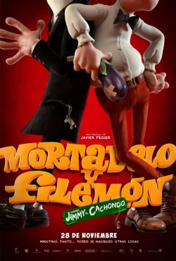 Mortadelo y Filemón contra Jimmy el Cachondo is the best movie in Víctor Monigote filmography.